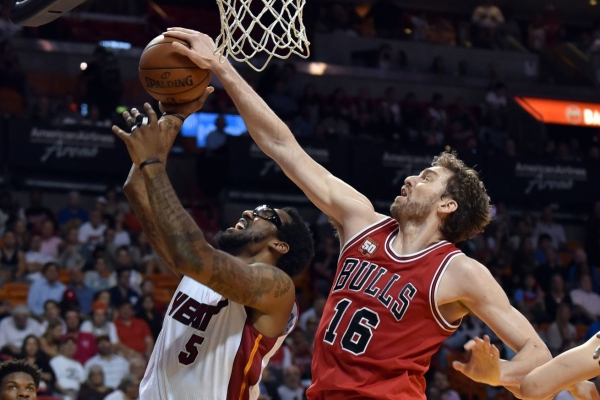Chicago Bulls - Miami Heat 98 - 106