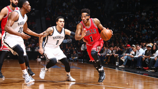 Chicago Bulls Brookly Nets