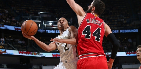 Chicago Bulls - New Orleans Pelicans 121 - 116