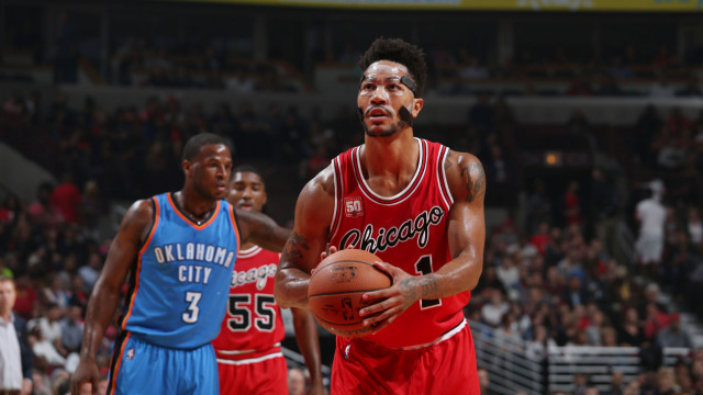 Chicago Bulls Oklahoma City Thunder